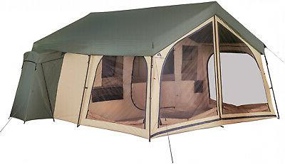 14 person cabin outdoor family backpacking 2