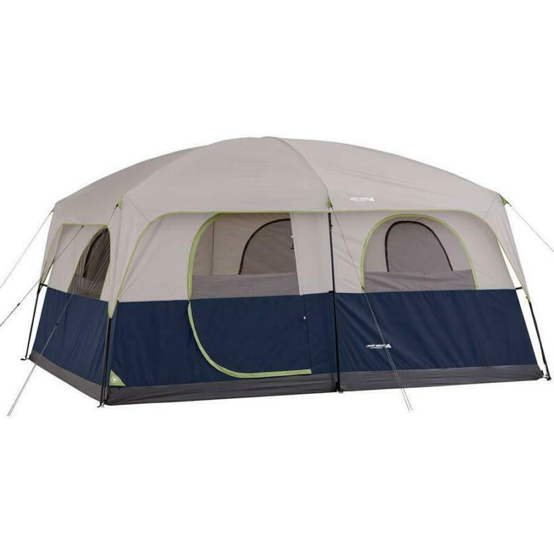 Waterproof Family Cabin 10 Outdoor Camping X