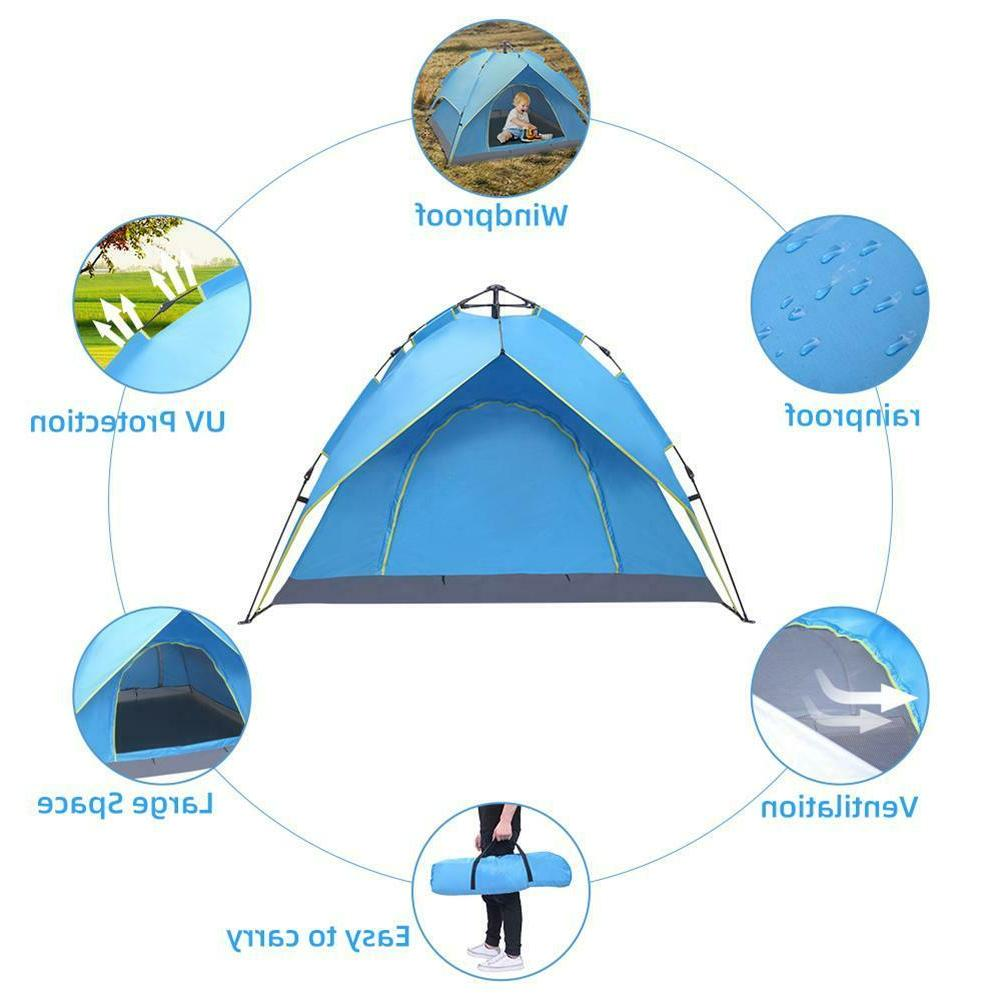 2-3 Pop Up Camping