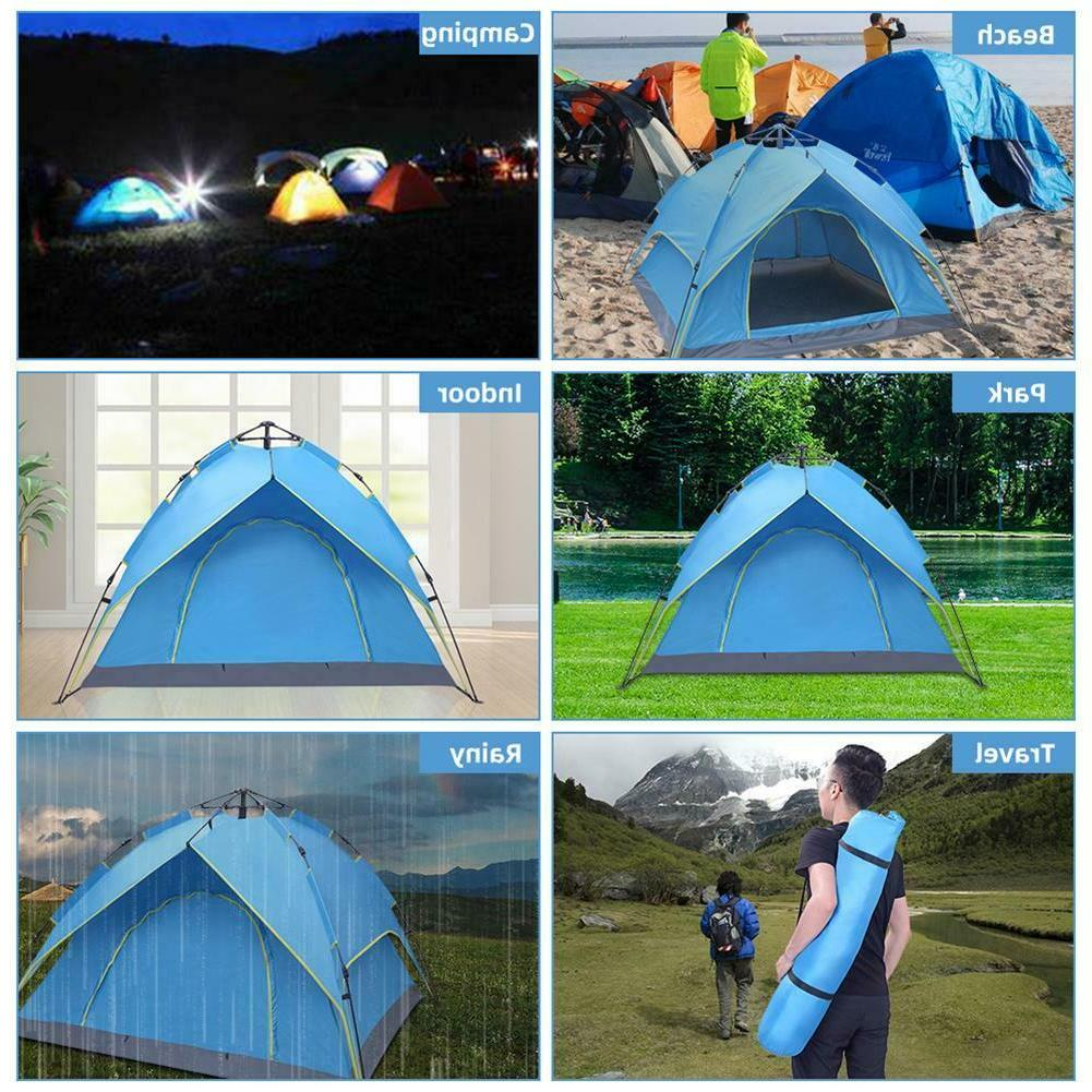 2-3 Instant Pop Up Camping