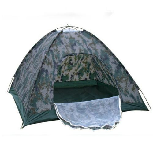 2-4 Camping Folding Tent