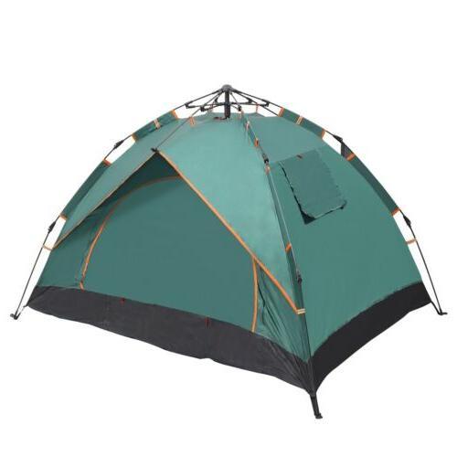 2 Person Pop Up Tent Waterproof UV
