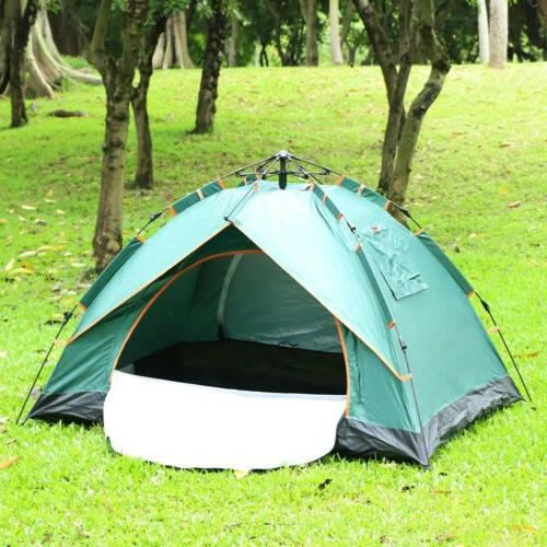 2 Person Up Outdoor Camping Tent Waterproof