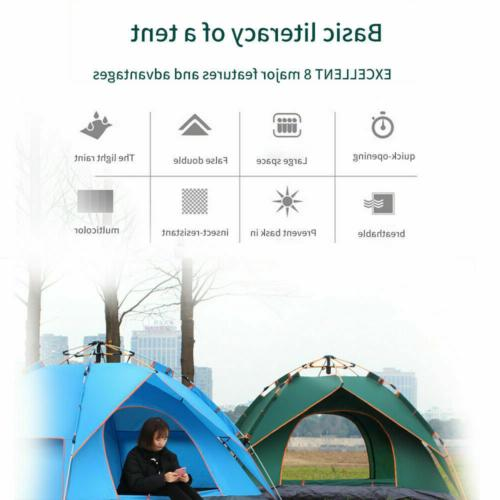 2 Pop Up Tent