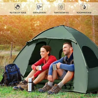 2-Person Compact Tent/Camping Mattress Bag