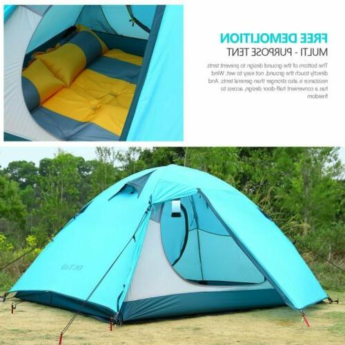 2019 New Waterproof Person Camping