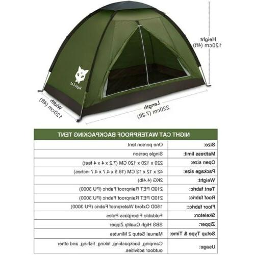 2020 for 1-2 Camping Tent Sun Shelter