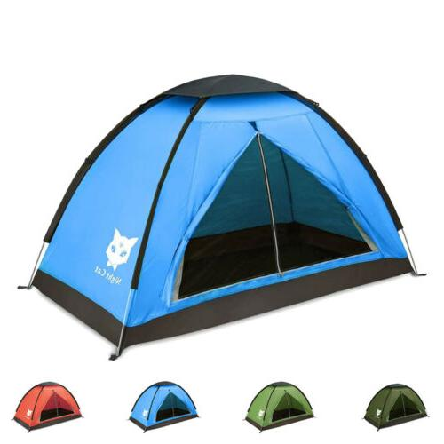 2020 waterproof backpacking tent for 1 2