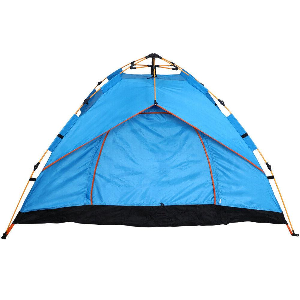 US Person Pop-Up Outdoor Tent Backpacking