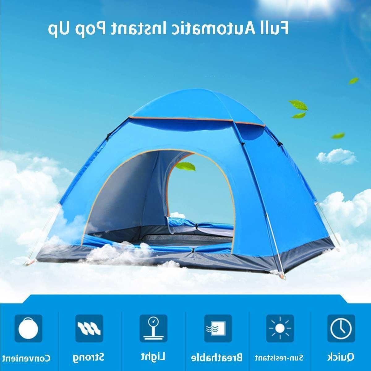 3-4 Outdoor Tent