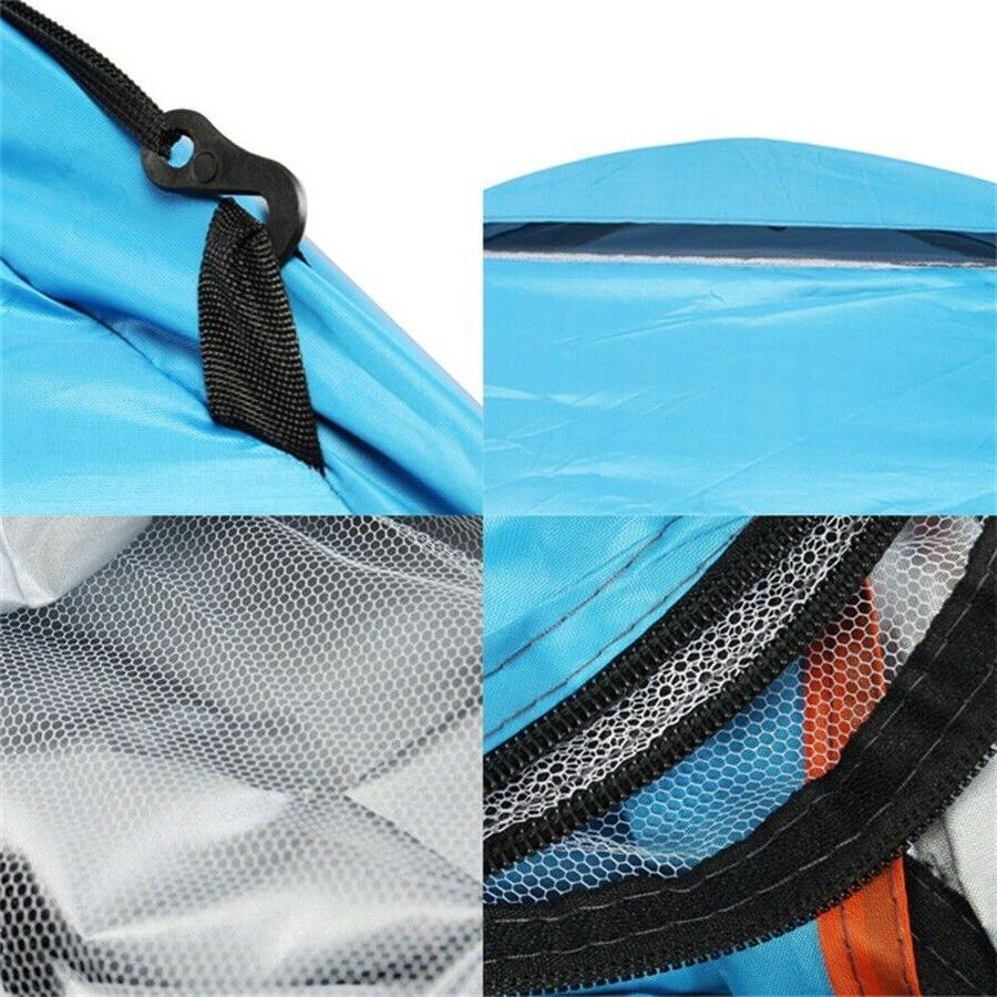 3-4 People Automatic Outdoor Instant Pop Tent Camping