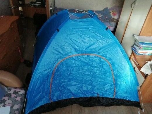 3-4 Waterproof Outdoor Instant Pop Tent Hiking Tent