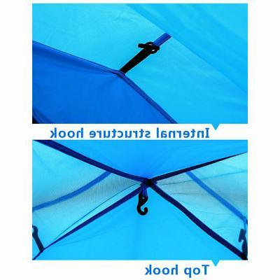 3-4 Outdoor Pop Tent