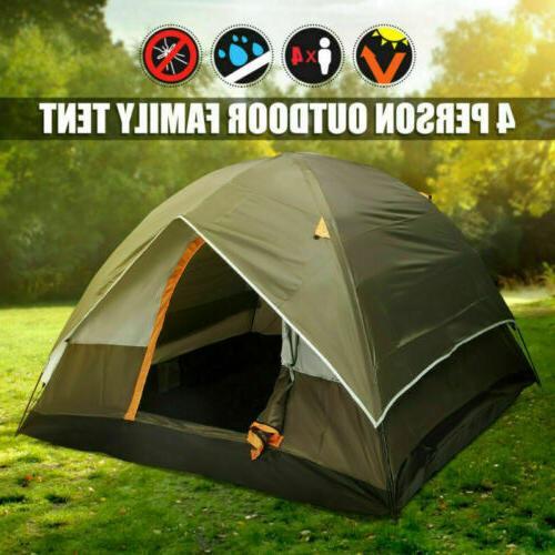3-4 Camping 210T Waterproof Up Outdoor