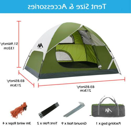 3-4 Camping Tent