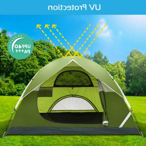 3-4 Person Double Beach Shelter