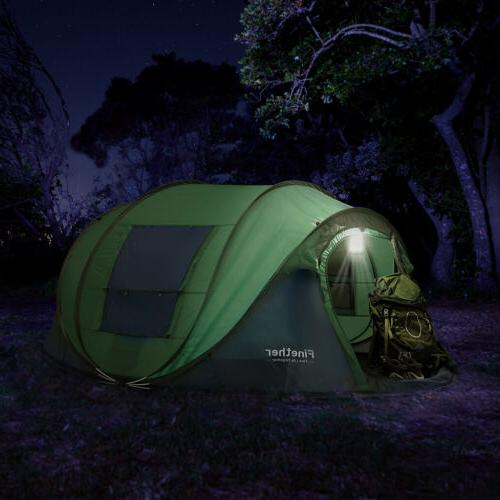 5-Person Tent Family