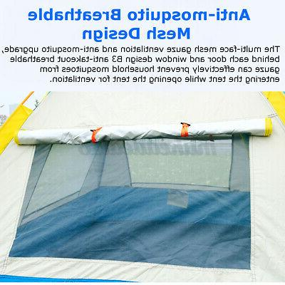 5~6 People Pop Tent Camping