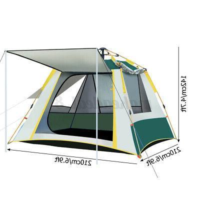 5~6 Pop Camping Outdoor