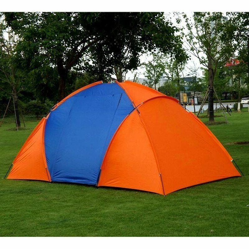 5-8 Big Camping Tent For