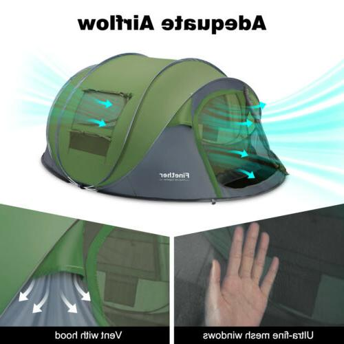 5-Person Tent Family Shelter