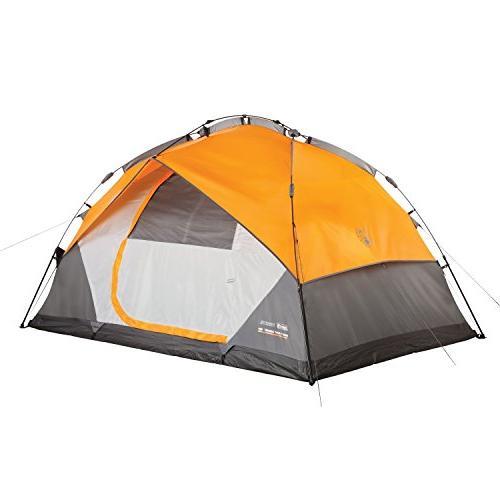 5 person instant dome tent