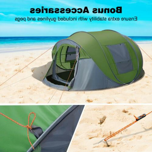 Tent Dome Automatic Family