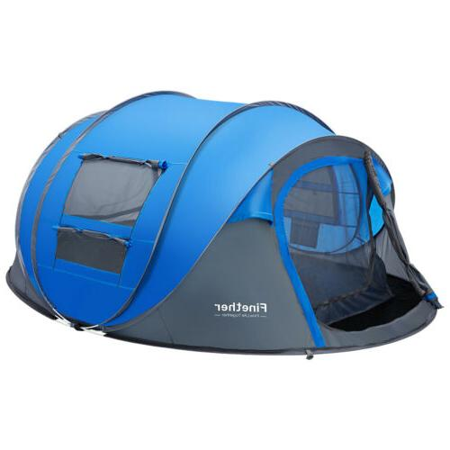 5-Person Pop-Up Tent