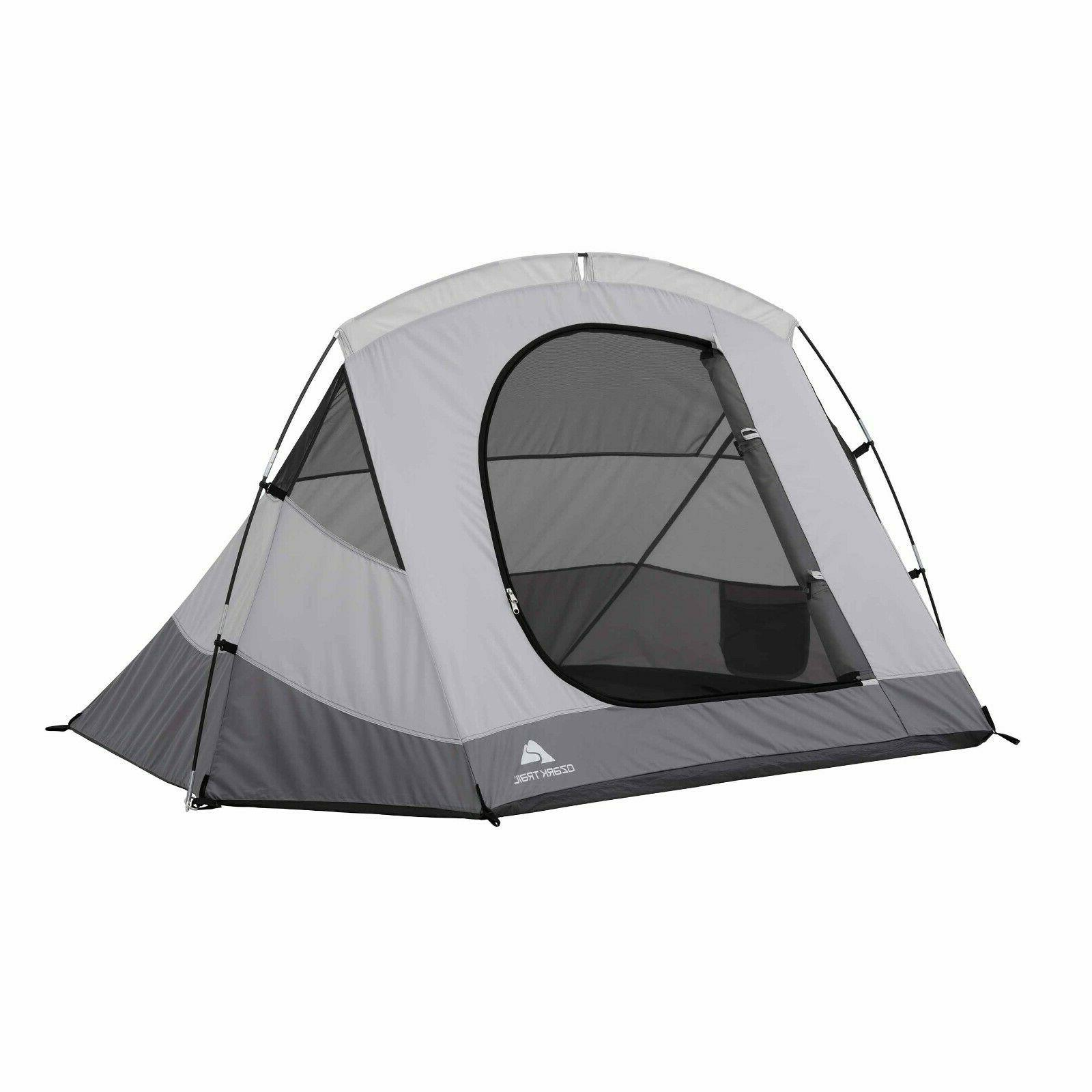 Ozark Trail Kids Tent Camping With