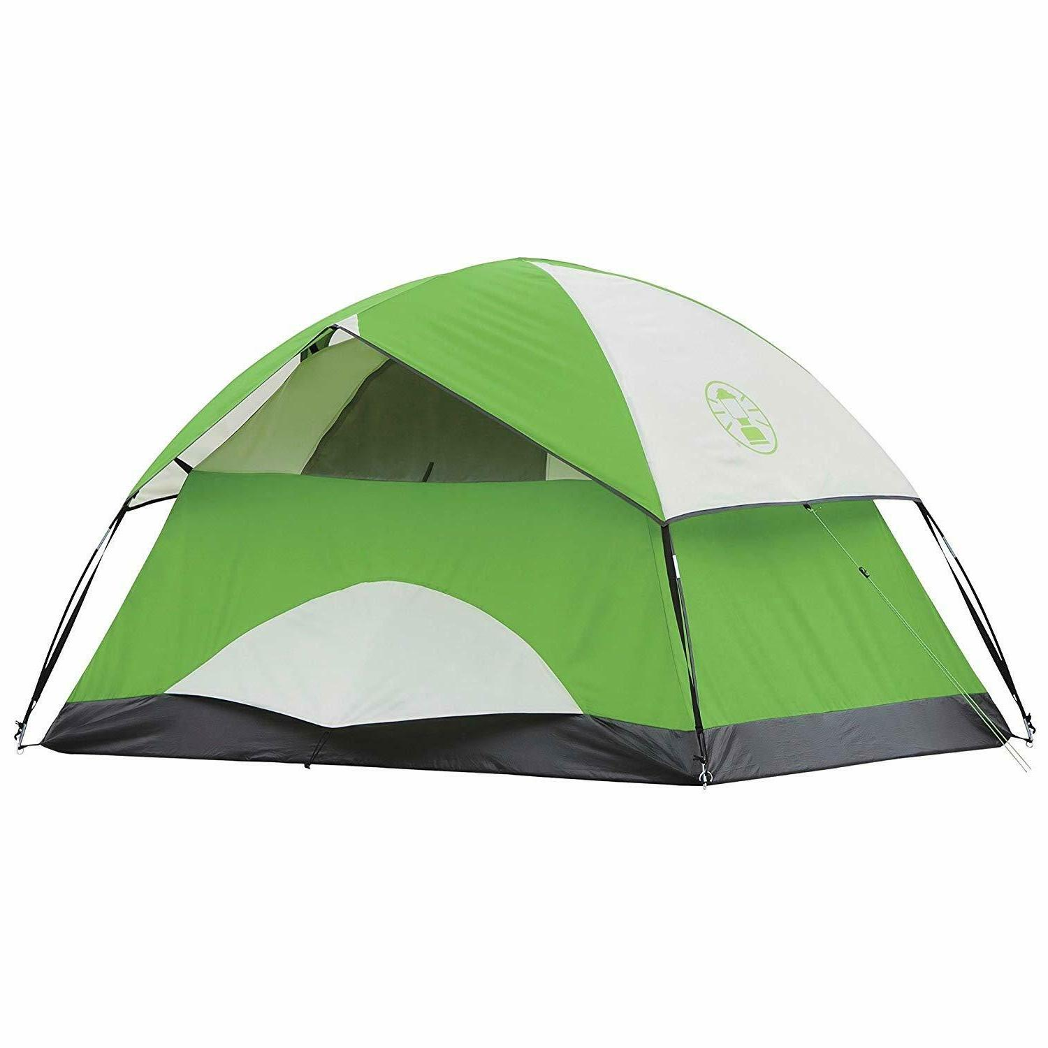 Coleman Sundome Tent Polyester Hunting Tent Dome