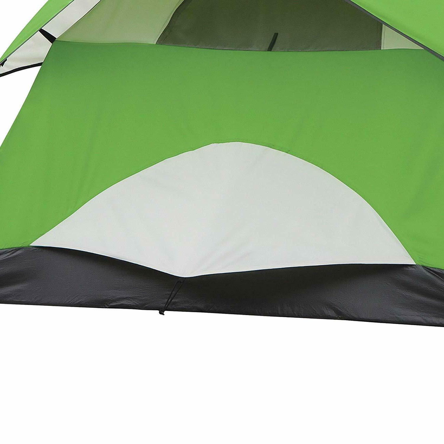 Coleman Tent Polyester Camping Hunting Tent Canopy