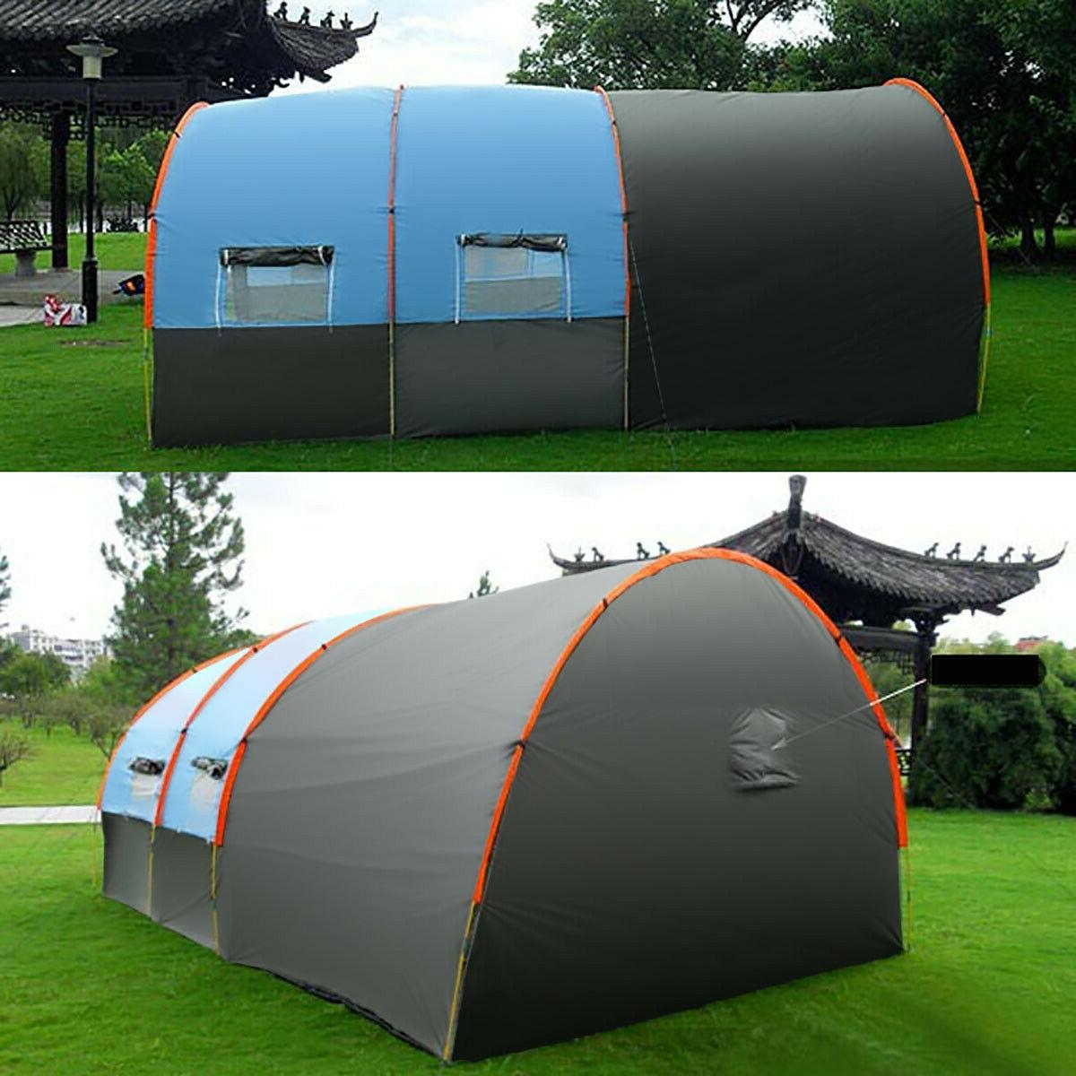 8-10 Travel Camping Layer Tent