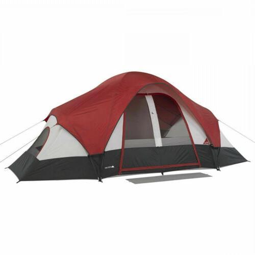 8 person dome tent