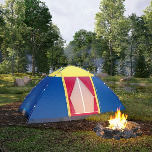 8 Large Tent for Camping