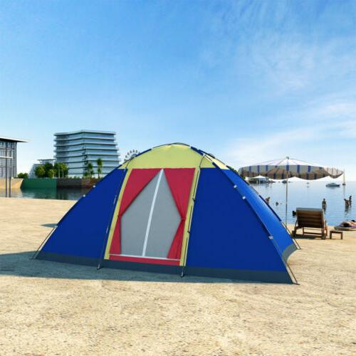 8 person portable family large tent