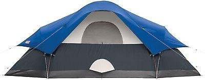 Camping 8-Person Spacious With Dividers Patented Floors