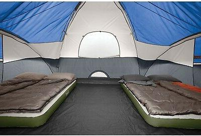 Camping With Privacy Patented Floors