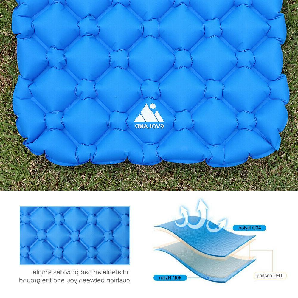 Self Inflating Mat Sleeping Pad Air