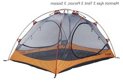 ajax 3p 3 person 3 season camping