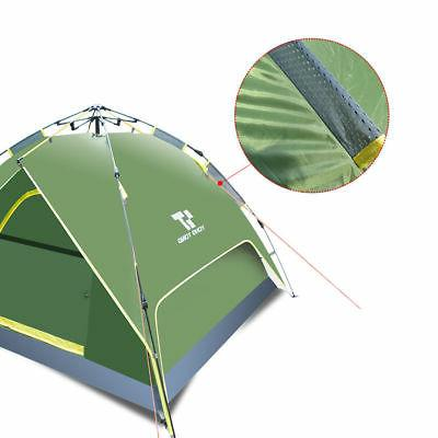 Automatic Outdoor Hiking Tent UV Protection Person
