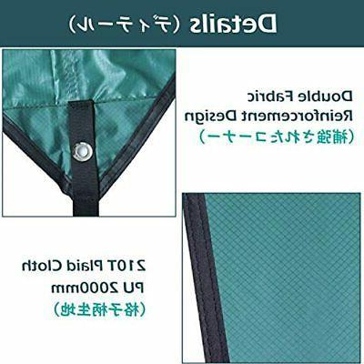 Shelter 9.5 FT Picnic Mat, Easy Set