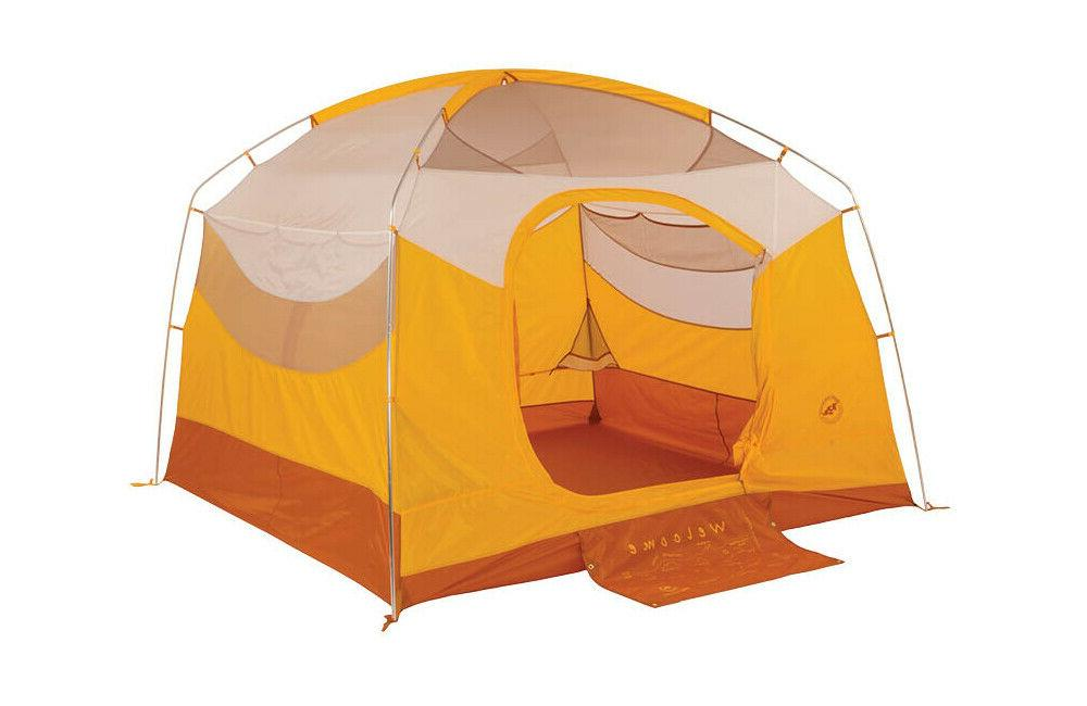 Big Big House 4 DLX Camping Tent - Person,