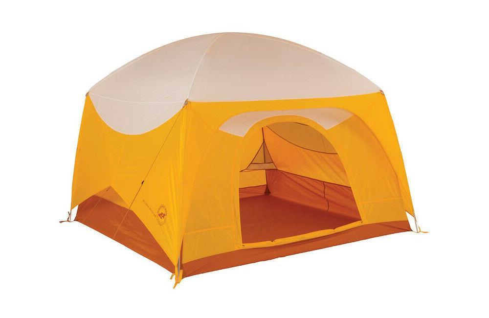 "Big 4 Car Camping Tent Person, 56sqft, 60"" height"