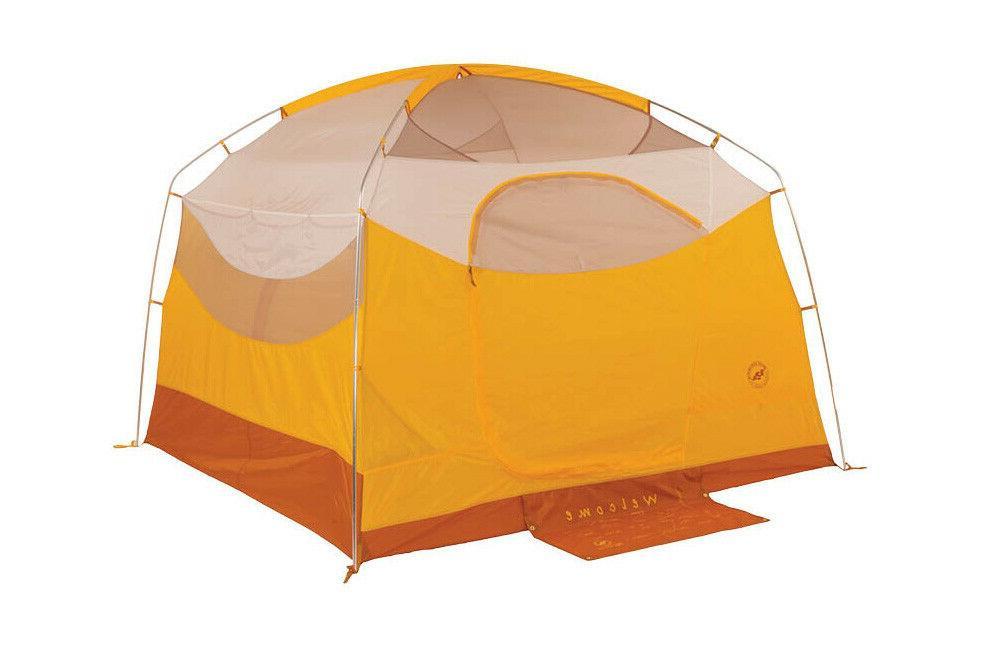 """Big 4 DLX Car Camping - 4 Person, 56sqft, 60"""""""