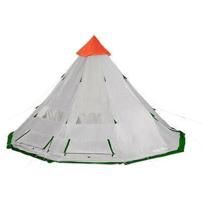 Tahoe XL 18 x 12 Person Shape Camping