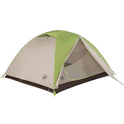 Big Agnes Blacktail 4 Package: Includes Tent Footprint, 4 Person