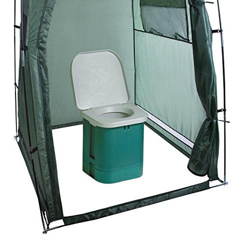 Stansport Cabana Privacy Camp Toilet, Room, x 7'
