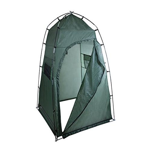 Stansport Privacy Camp Shower, Toilet, Changing Room, x 7'