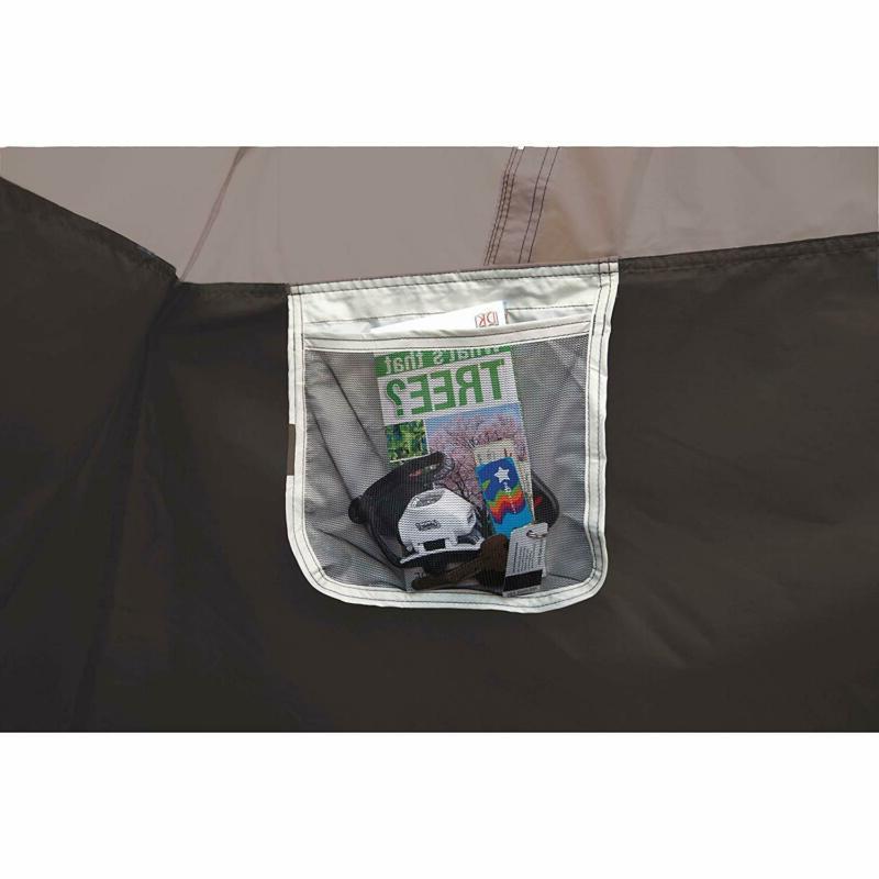 Coleman Cabin Tent Instant | Tent Up