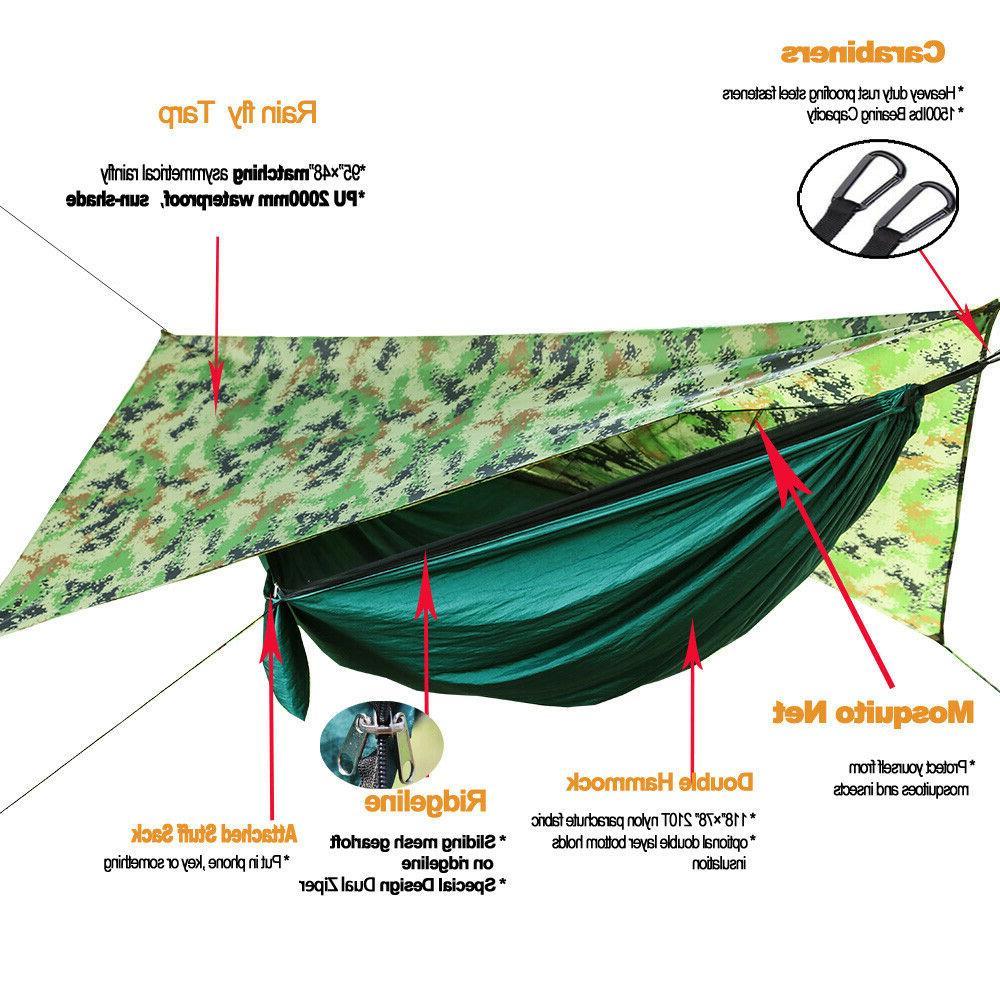 Camping Mosquito Net Rain Gear